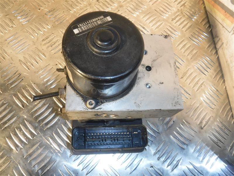 Блок abs Vw Transporter T5 7HB AXC 2005