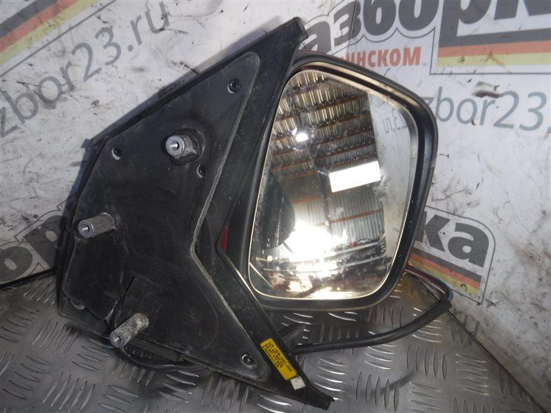 Зеркало Vw Transporter T5 7HB AXC 2005 переднее правое