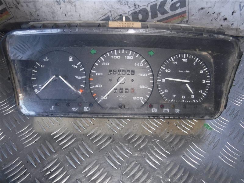 Панель приборов Vw Transporter T4 7DB AAB 1991