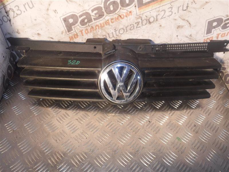 Решетка радиатора Vw Bora 1J2 AKL 2000 передняя
