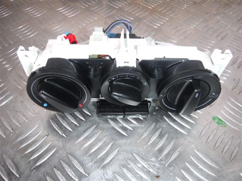 Блок управления отопителем Vw Golf 4 1J1 BCB 2002