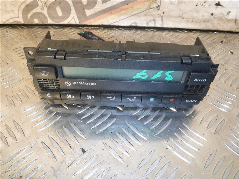 Блок управления климат-контролем Vw Passat B5 3B6 ALT 2002