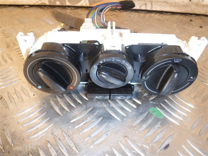 Блок управления отопителем Vw Golf 4 1J1 ALH 2000