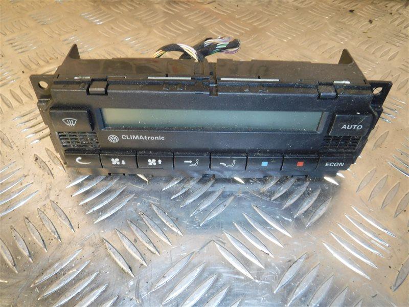 Блок управления климат-контролем Vw Golf 4 1J1 BCA 2000