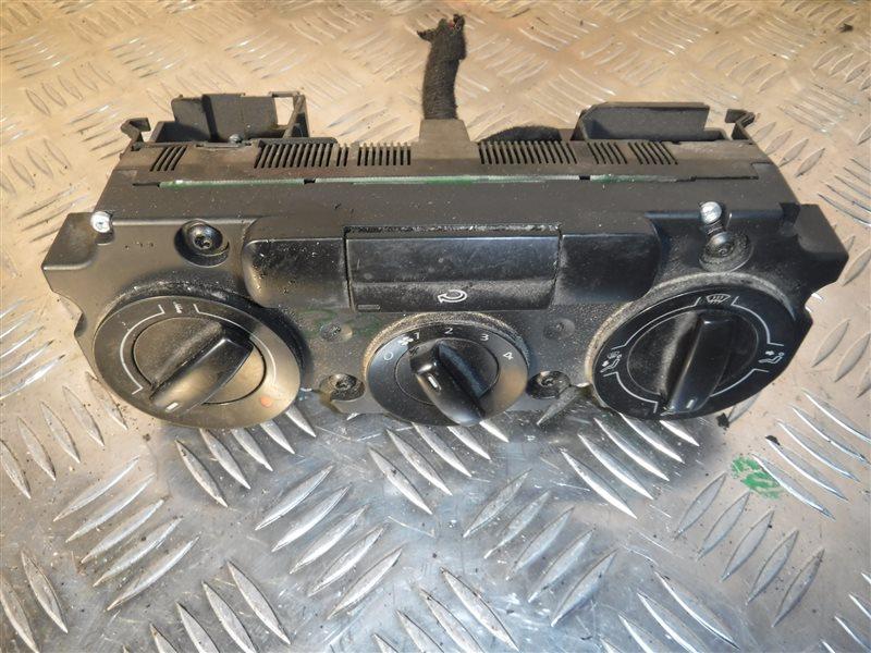 Блок управления отопителем Vw Caddy 2KB BST 2005