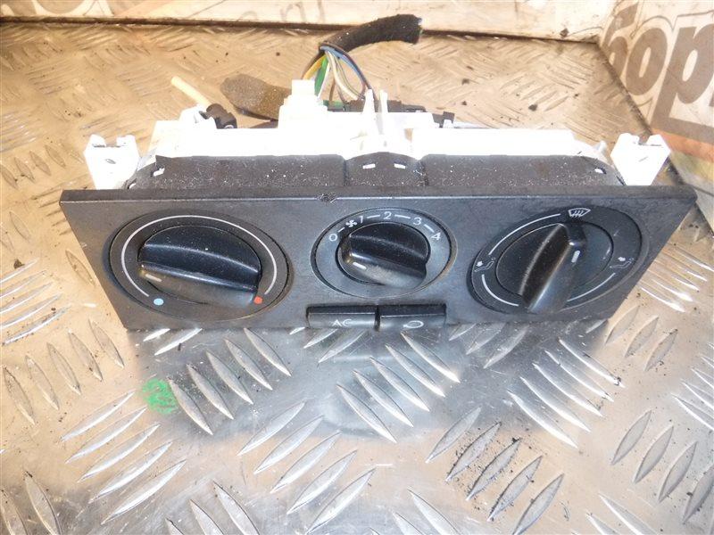 Блок управления отопителем Vw Golf 4 1J1 AKL 2001