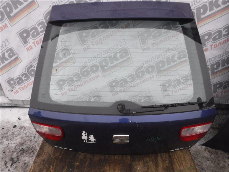 Дверь багажника Seat Leon 1M BCB 2003