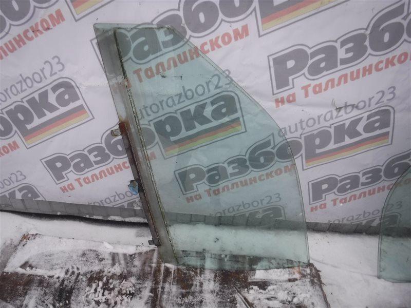Стекло двери Vw Passat B4 3A2 1Z 1995 переднее левое