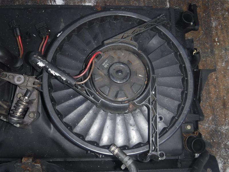 Вентилятор Vw Transporter T4 7DB ABL 1991 передний левый