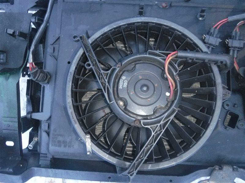 Вентилятор радиатора Vw Transporter T4 7DA ABL 2001 передний правый
