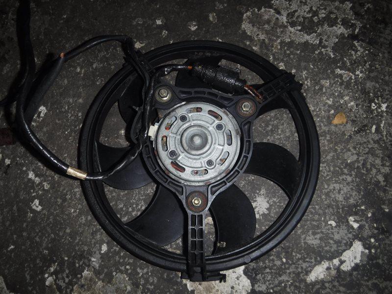 Вентилятор радиатора кондиционера Vw Passat B5 3B5 AFN 2000
