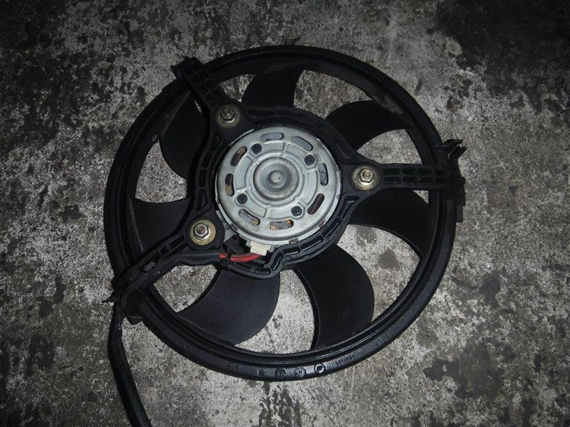 Вентилятор радиатора кондиционера Vw Passat B5 3B5 AHL 2000