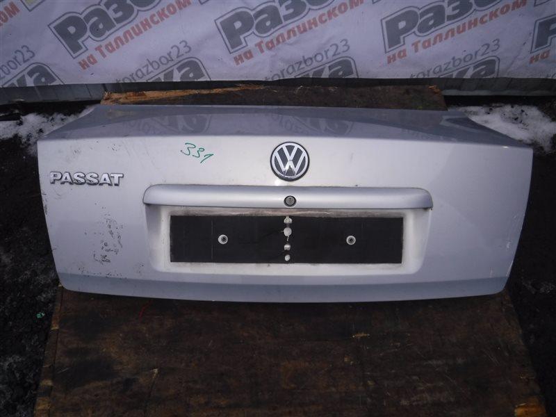 Крышка багажника Vw Passat B5 3B2 ANA 2000 задняя