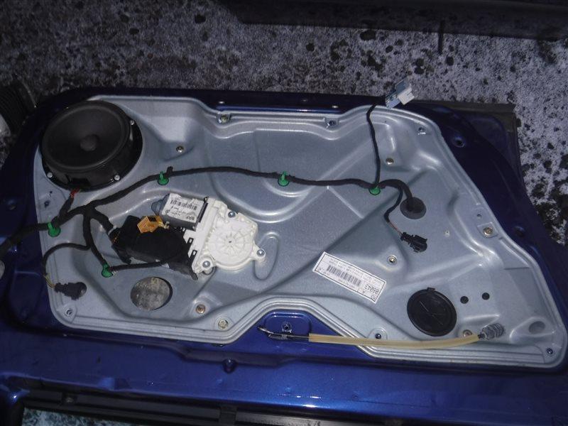 Стеклоподъемник Seat Leon 1M BCB 2003 передний левый