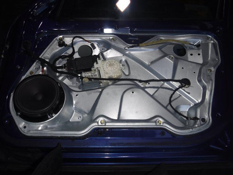 Стеклоподъемник Seat Leon 1M BCB 2003 передний правый