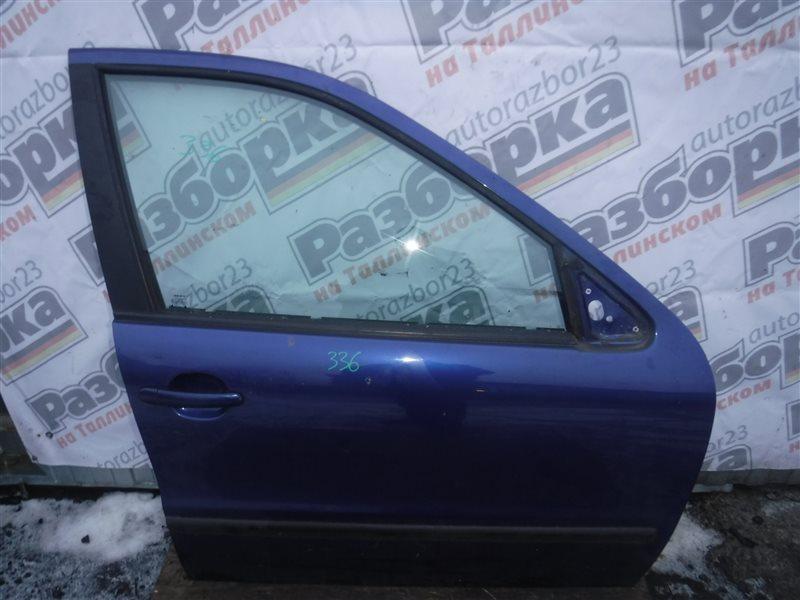 Дверь Seat Leon 1M BCB 2003 передняя правая