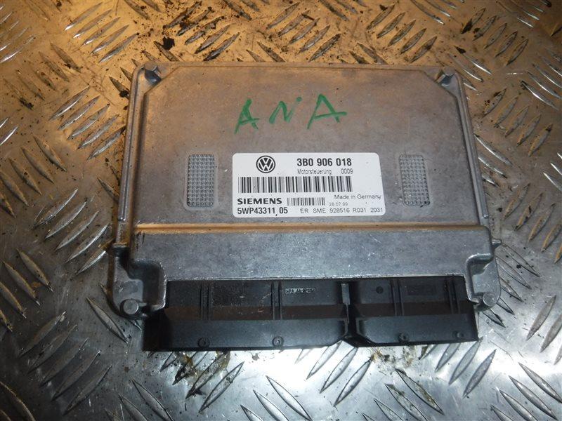 Блок управления двигателем эбу Vw Passat B5 3B5 ANA 2000