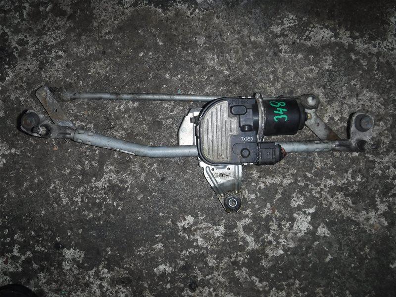 Трапеция стеклоочистителя Vw Passat B6 3C5 BMR 2007 передняя