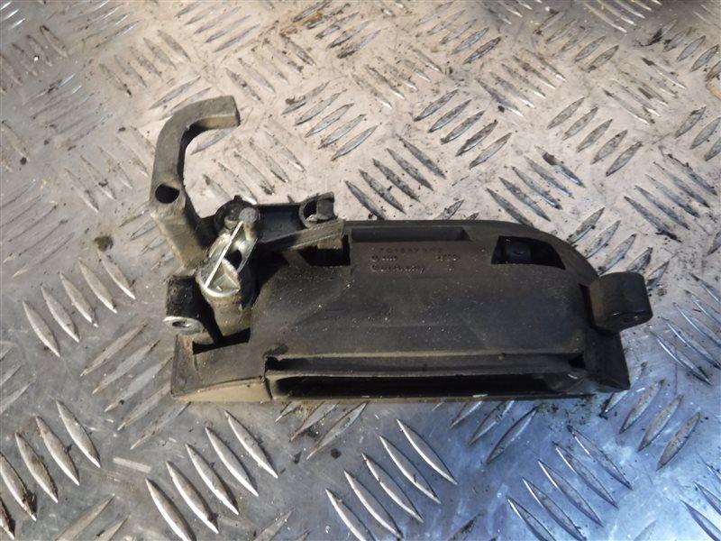 Ручка двери внешняя Vw Transporter T4 7DB AAB 1993 передняя левая