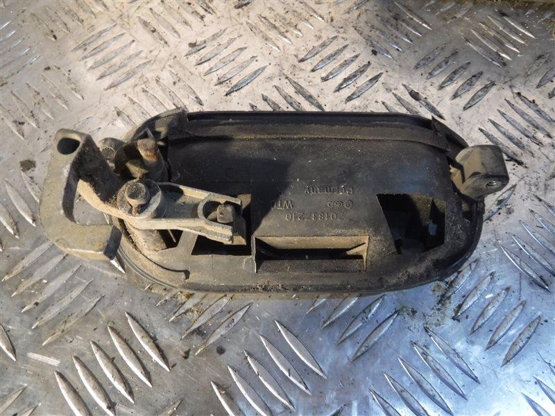 Ручка двери внешняя Vw Transporter T4 7DB AAB 1993 передняя правая
