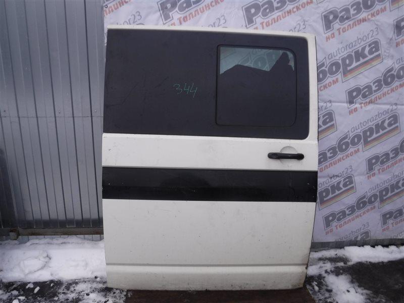 Дверь сдвижная Vw Transporter T5 7HB AXD 2004