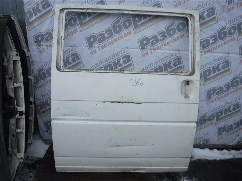 Дверь сдвижная Vw Transporter T4 70XD ABL 1996