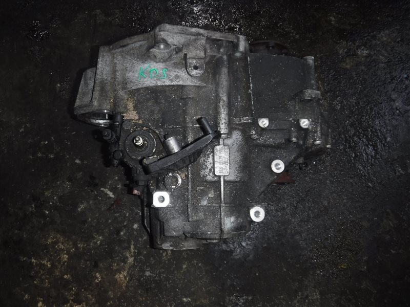 Коробка переключения передач мкпп Vw Passat B6 3C5 BMR 2007