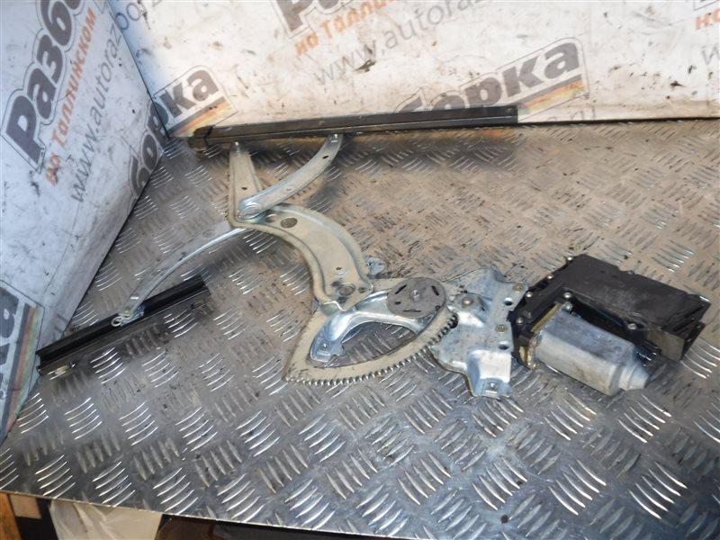 Стеклоподъемник Vw Passat B4 3A2 1Z 1995 передний правый