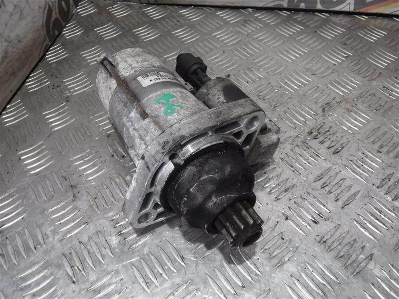 Стартер Vw Passat B6 3C5 BMR 2007