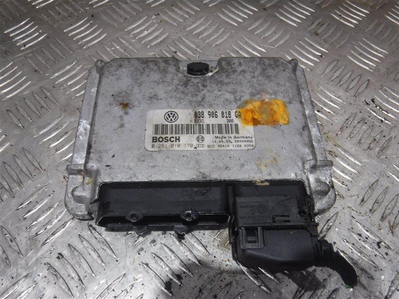 Блок управления двигателем эбу Vw Passat B5 3B5 AFN 2000