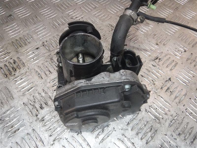Блок дроссельной заслонки Vw Golf 4 1J1 AKQ 1999