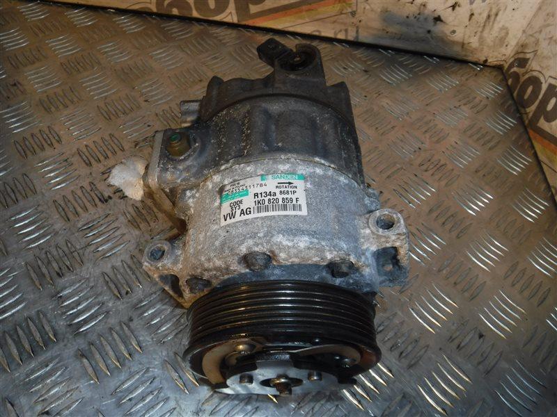 Компрессор кондиционера Vw Passat B6 3C5 BMR 2007