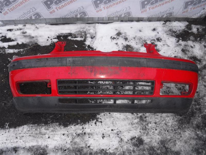 Бампер Vw Golf 4 1J1 AKL 2000 передний