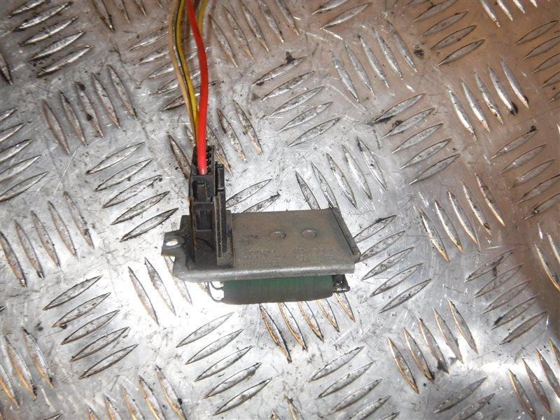 Резистор отопителя Vw Transporter T4 7DA AJT 2001