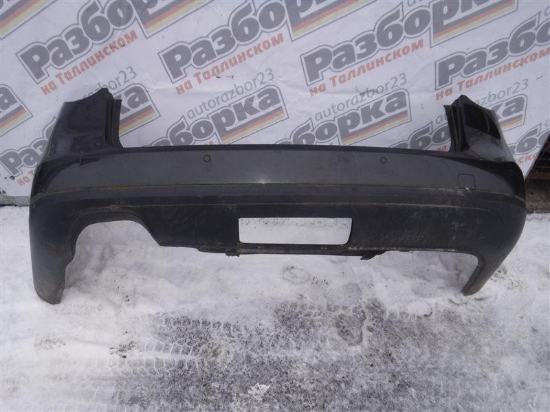Бампер Vw Passat B6 3C5 BMR 2007 задний