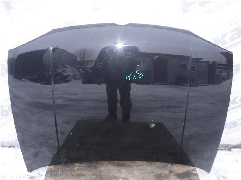 Капот Vw Golf 4 1J1 AKL 2000