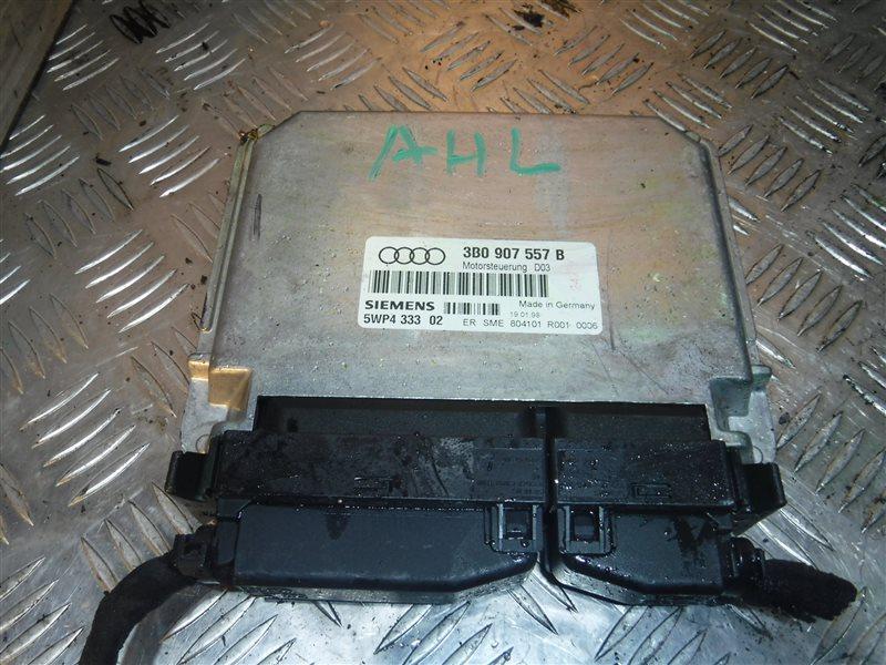 Блок управления двигателем эбу Vw Passat B5 3B5 AHL 1998
