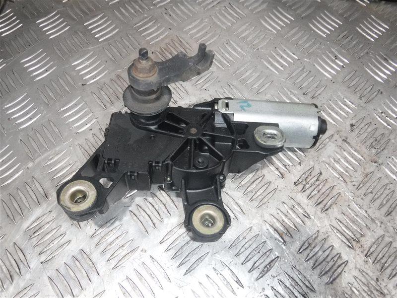Мотор дворников Vw Golf 4 1J1 AXP 2001 задний