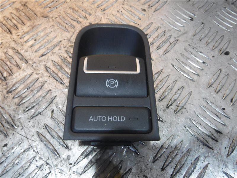 Кнопка стояночного тормоза Vw Passat B6 3C5 BMR 2007