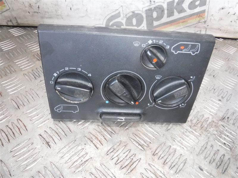 Блок управления отопителем Vw Transporter T4 7DB ACV 2000