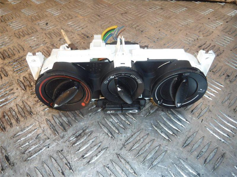 Блок управления отопителем Seat Leon 1M BCB 2003