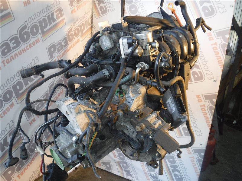 Двигатель Vw Golf 4 1J1 AZD 2001