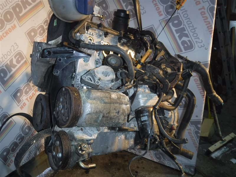 Двигатель Vw Golf 4 1J1 AVU 2001