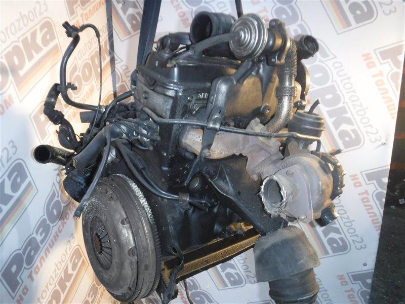 Двигатель Vw Passat B5 3B5 AFN 1999