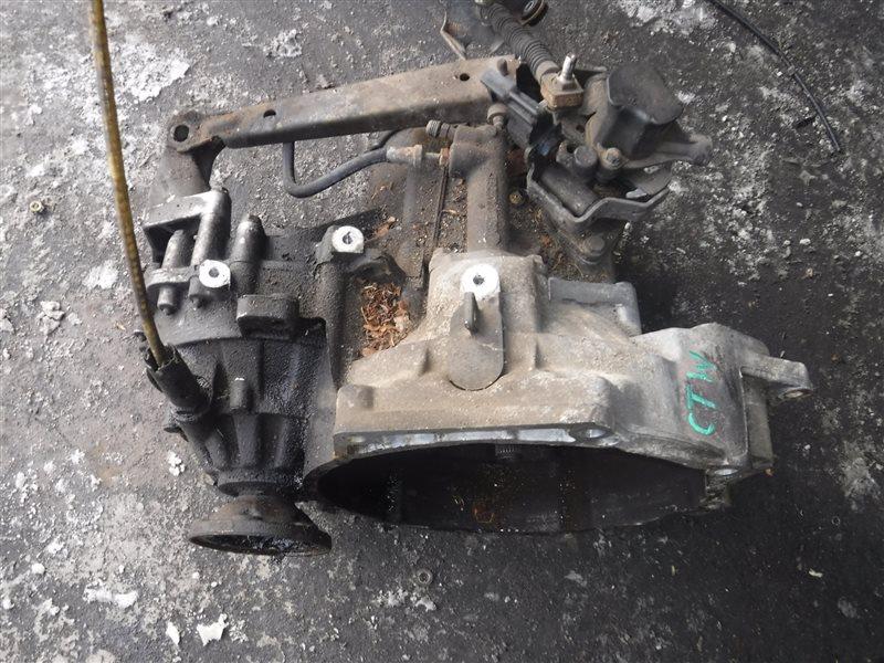 Коробка переключения передач мкпп Vw Passat B4 3A2 ABS 1992