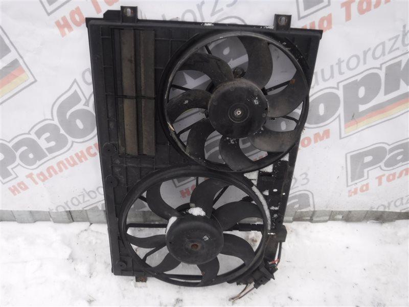 Диффузор с вентилятором Vw Passat B6 3C5 BMP 2005