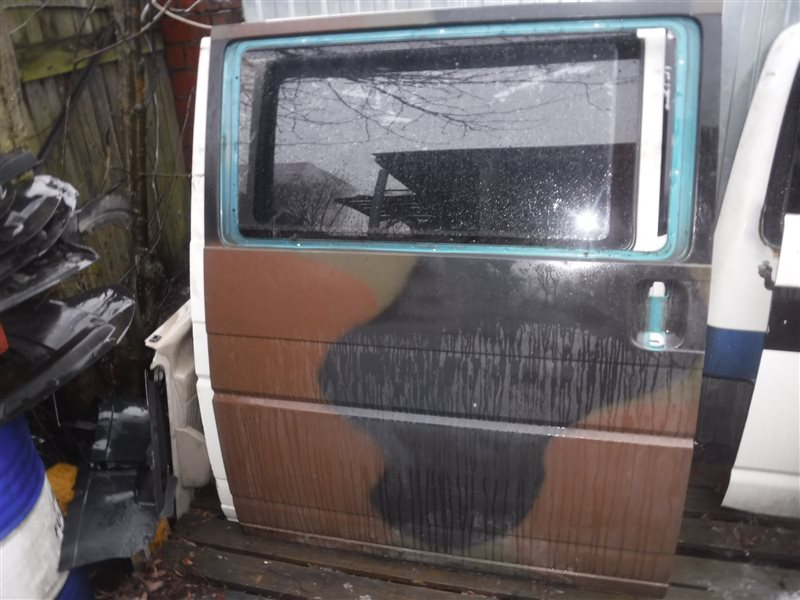 Дверь сдвижная Vw Transporter T4 7DA ABL 1996 правая