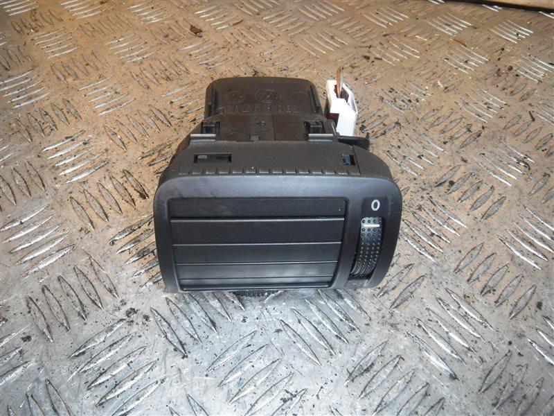 Дефлектор отопителя Vw Passat B5 3B5 ADR 1999 передний левый
