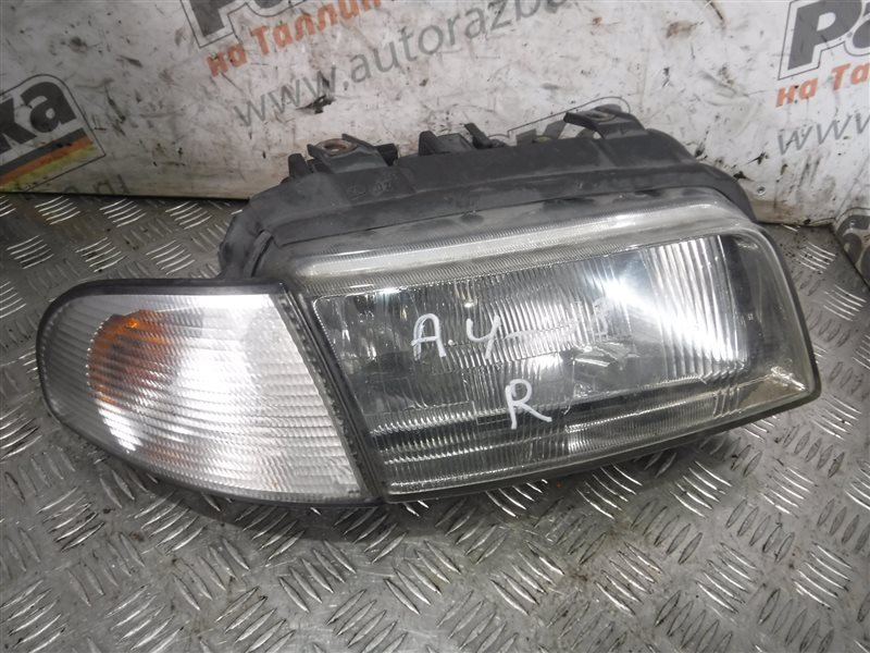 Фара Audi A4 B5 ADR 1998 передняя правая