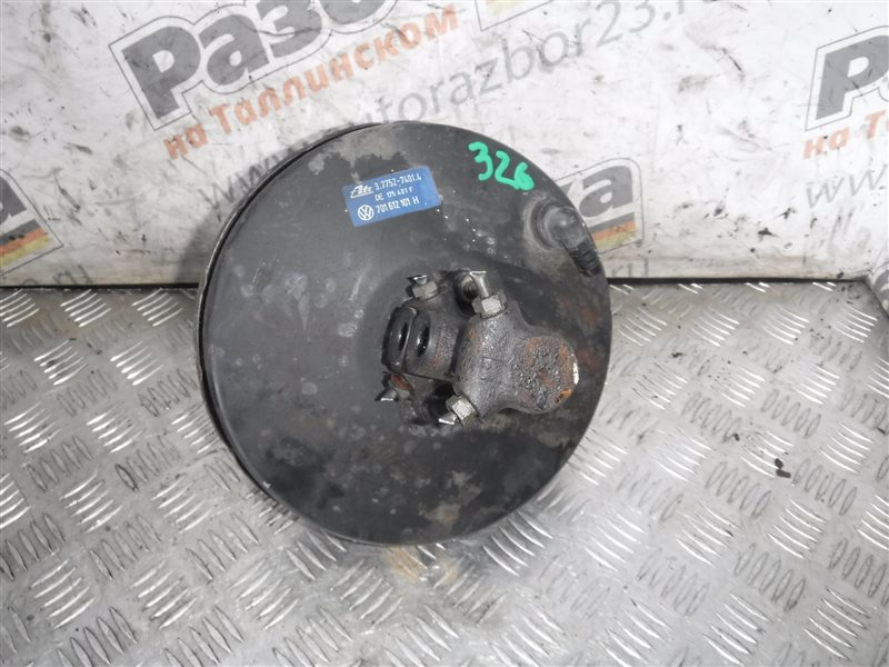 Вакуумный усилитель тормозов Vw Transporter T4 7DB AAB 1994